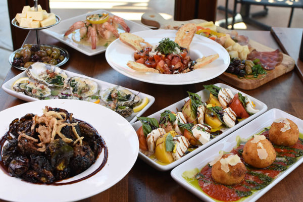 Find Southern Italian Family Recipes, Warm Hospitality at the New Enzo's Bistro & Bar in Rancho Mirage
