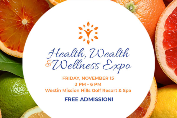 Rancho Mirage Health, Wealth & Wellness EXPO Partners with United Way of the Desert