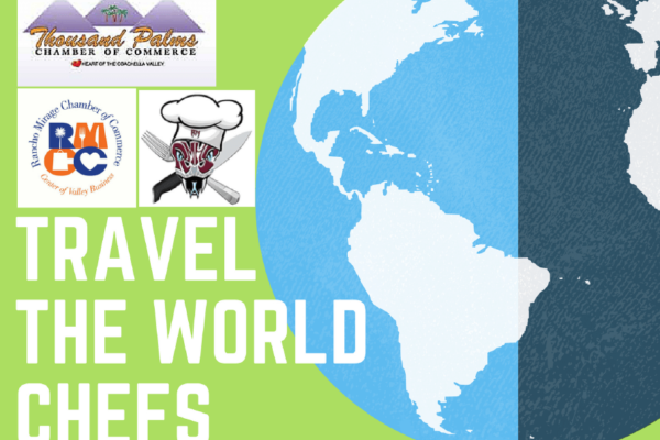 Travel the World Chefs Challenge Fundraiser