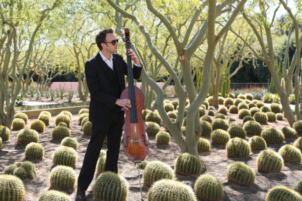Sunnylands' Music in the Gardens brings you a live concert every Sunday in March