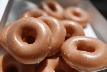 Krispy Kreme is Giving Free Doughnuts to Healthcare Workers