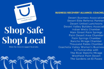 Business Recovery Alliance: Coachella Valley Launches PSAs for Local Economy Health
