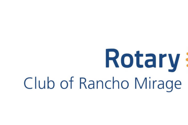 Rotary Club of Rancho Mirage Community Projects