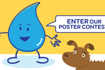 CV Water Counts Launches Splash's Poster ContestTo Promote Water Conservation Awareness