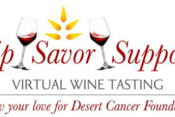 Virtual Wine Event Supporting Desert Cancer Foundation