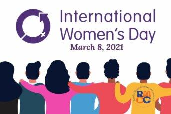 International Women's Day  - Speaker Announced for March 8 @4pm
