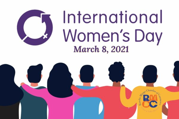 International Women's Day  - Speaker Announced for March 8 @4pm