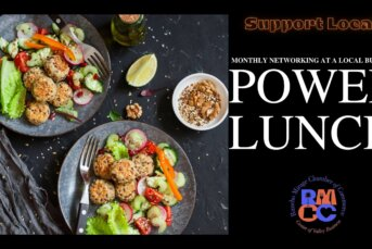 Power Networking Lunches Making a Comeback!