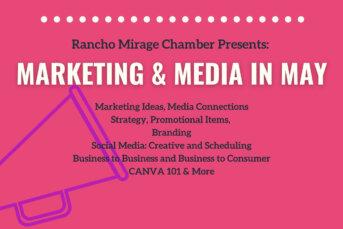 Marketing & Media in May
