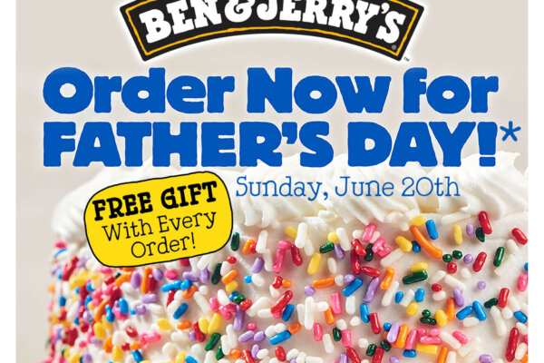 Celebrate Father's Day with the Coolest Treat Ever!
