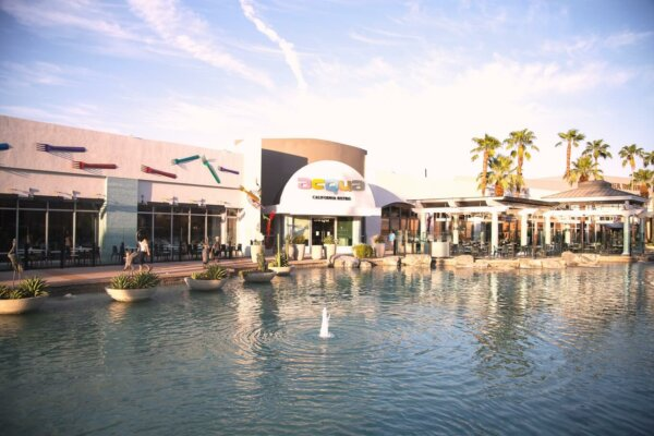 ACQUA CALIFORNIA BISTRO AT THE RIVER  RE-OPENS TODAY, WEDNESDAY, JULY 7, 2021