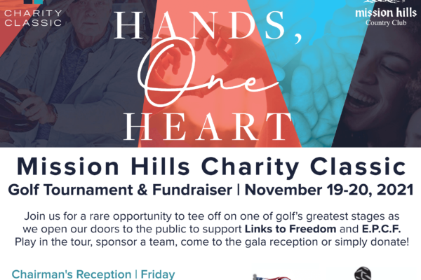 Mission Hills Country Club Hosts Charity Classic Annual Open-to-the-Public Golf Tournament and Fundraiser Supporting Links to Freedom