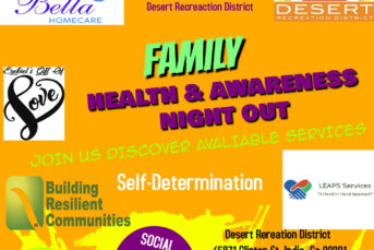 Family Health & Awareness Night Out