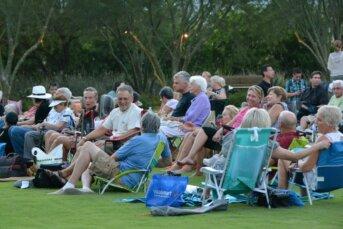 Movie nights return as Sunnylands Center & Gardens opens for a new season